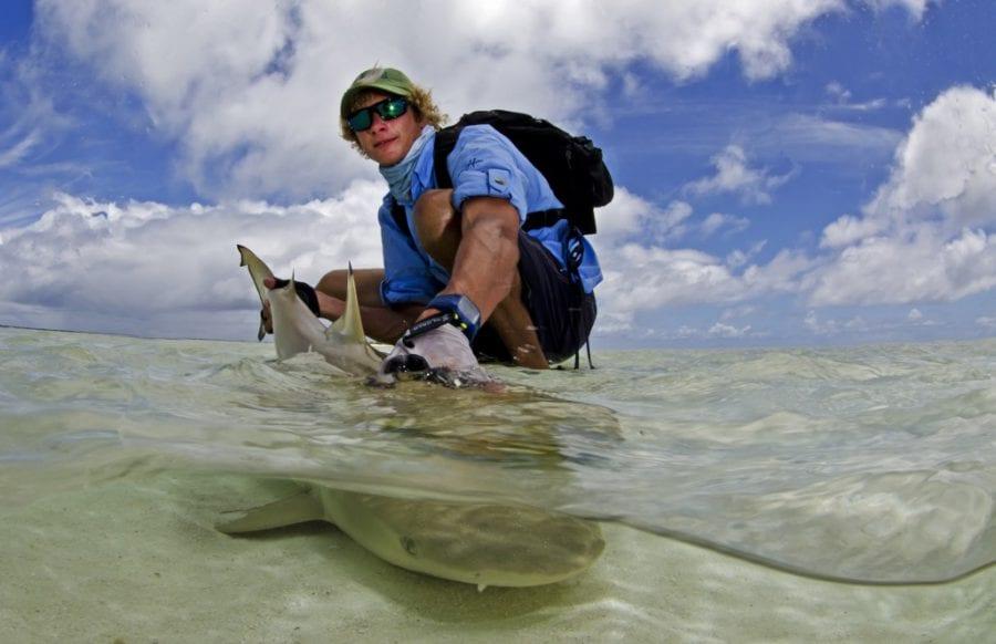 Day off on Alphonse Island by Xplorer Pro-Staff Kyle Simpson