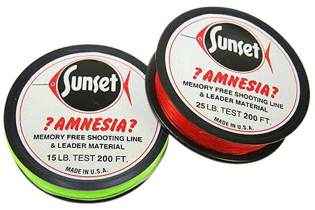 Amnesia Shooting Leader/Tippet